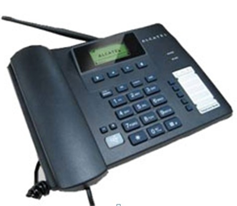 how to answer call on a alcatel phone