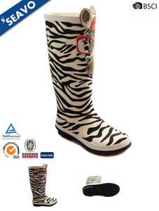 Wholesale boots: Seavo Women High Quality Rubber Rain Boots