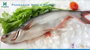 Wholesale seafood: Whole Round - PANGASIUS HYPOPHTHALMUS (TRA / BASA), VIET NAM SEAFOOD