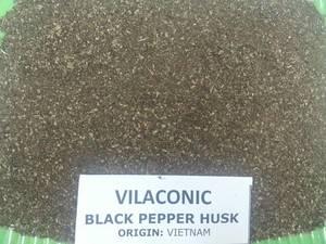 Wholesale Spices & Herbs: Black Pepper Husk Viet Nam