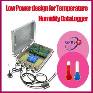 Wholesale transmission: 2017 Low Power Temperature GPRS Solar Data Logger