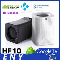 Sell HF10 ENYBOX S905X Android TV Box 4K Bluetooth Speaker