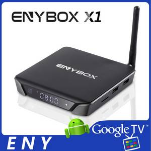 Wholesale set top box: X1 Android 6.0 TV Box 2G/16G Amlogic S905X Chip 4K Kodi Full HD Smart Media Player X1 Set Top Box