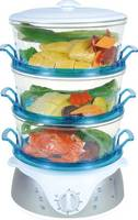 TS-9688-2Z Plastic Food Steamer