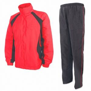 Wholesale polyester tag: Track Suit