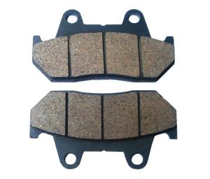 Wholesale brake part: WW-5112 Motorcycle Part, CBT125 Motorcycle Disc Pad Brake