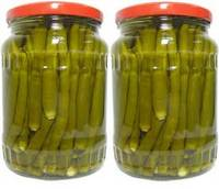 Pickled Green Chili
