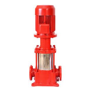 Wholesale fire pump: XBD-L Vertical Single-stage Fire Pump