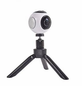 Wholesale Other Consumer Electronics: Dual Lens 720 Degree Action Camera 4k Vr Function 360 Camera with 16mp/12mp/8mp 1200 Mah Battery