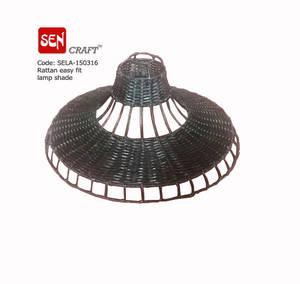 Wholesale lamp: Rattan Lamp; Natural Rattan Pendant