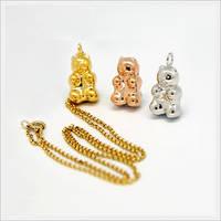 Minibear Necklace