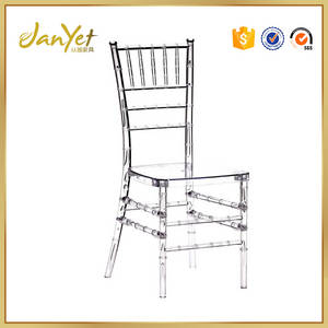 Wholesale Dining Room Furniture: Wedding Tiffany Chair Resin Chiavari Chair