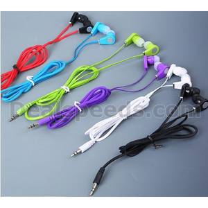 Wholesale cheap phone: Hot Sale Cheap Wired Earphone for Samsung/Mobile Phones