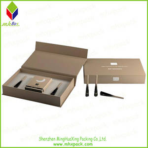 Wholesale custom cosmetic boxes: Customized Folding Packing Madeup Cosmetic Box