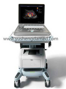 Wholesale 7 inch mid: Color Doppler Portable Ultrasound Machine YSD518