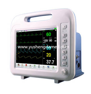Wholesale auto diagnostic tools: 12 Inch Digital Multi-Parameter Patient Monitor CE Approved Ysd16r