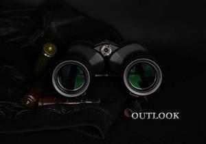 Wholesale military gas mask: 7x50 Military Binoculars 98 Style ,Durable and Stylish