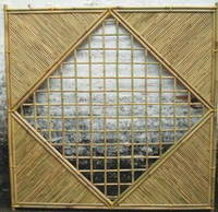 Sell bamboo crafts, bamboo fence, garden fence