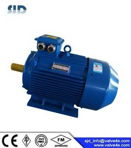 Wholesale Motors: YE3 Series Super-High Efficient 3-Phase Asynchronous Motor