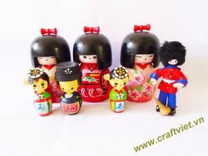 Wholesale handmade: Wooden Doll