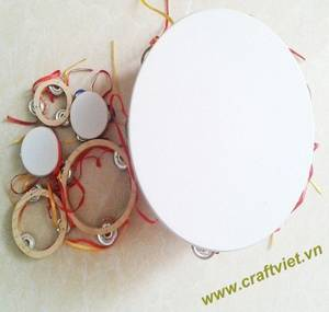 Wholesale Musical Instrument: Tambourine