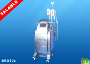 Wholesale radio frequency therapy: Two Handles Cryolipolysis /Coolsculpting Body Slimming Machine BRG80s