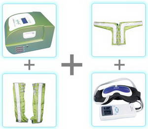 Wholesale seaweed wrapping: Infrared Pressotherapy Lymph Drainage Cellulite Removal Machine  BR612