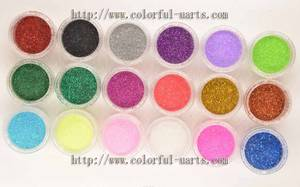Wholesale glitter powder: Nail Glitter Powder