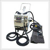 Sell STEAM WASHING MACHINE WITH STEAM VACUUM CLEANER.