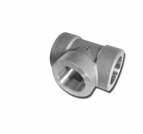 Socket weld tee id product details view