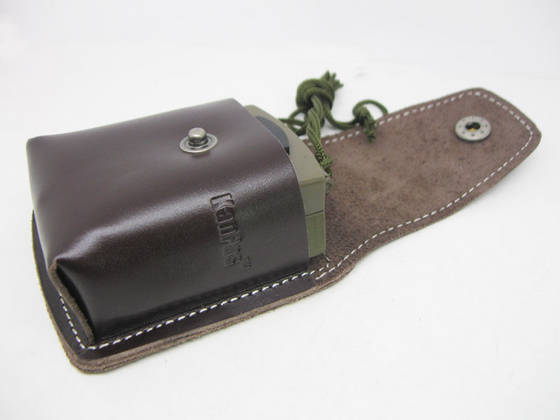 leather belts: Sell Genuine Leather Pouch for compass PT-45-80