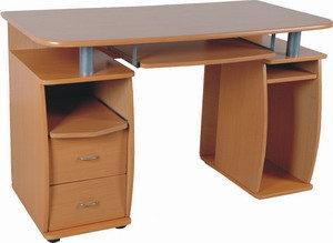 Popular Furniture DX-8514 MDF Computer Desk(id:6081067) Product