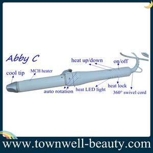 Wholesale Hair Curler: Hair Style Tool Hair Curler Ceramic Hair Curler Popular Curling Iron Electric Rolling Hair Curler