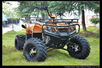125cc Utility Sport ATV