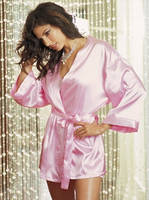 Sell satin night robe