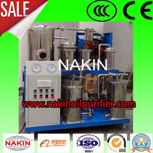 Wholesale large capacity water pump: NAKIN TPF Used Cooking Oil Filtration Machine,Oil Recovery System