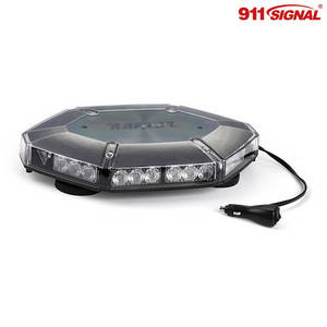 Wholesale police car: Police Car LED 16 Magnet Warning Lightbar - Raptor33T(011001)