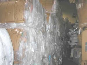 Wholesale battery pack: HDPE Film Scrap