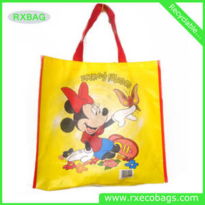 Wholesale non woven bag: New Arrival Direct Reusable Manufacturer Shopping Non-Woven Tote Bag