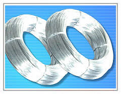 Zinc: Sell galvanized wire