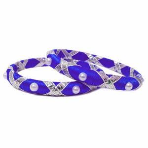 Wholesale bangles: Silk Thread Bangle