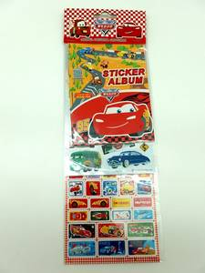 Wholesale car stickers: Car Three Layer Sticker