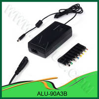 AC Laptop Power Supply 90W Universal Adapters for Home Use