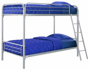 Wholesale packing box: School Bunk Bed Metal Frame Bunk Bed for Dormitory Use