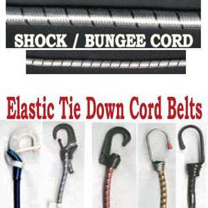 Wholesale Bungee: Bungee Cord / Shock Cord&Elastic Tie Down Cord Belts