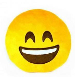 Wholesale plush pillows: Plush Emoji Pillow