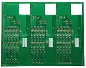Wholesale printing ink: Green Ink FR-4 Printed Circuit Board