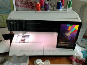 Wholesale machine embroidery thread: PFAFF Creative Sensation