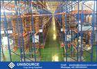 Wholesale engine nut: Multi Level Pallet Storage Racks High Grade Hot Rolled Q235B / Q345 For Warehouse