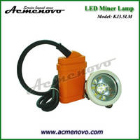 KJ3.5LM, LED Miner Cap Lamp, LED Mining Headlamp
